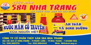 Công ty Cổ phần Thủy sản 584 Nha Trang