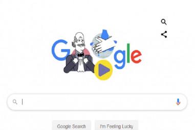 Google vinh danh người đầu tiên khám phá lợi ích y tế của rửa tay